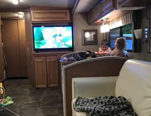 2014 Class A Itasca by Winnebago