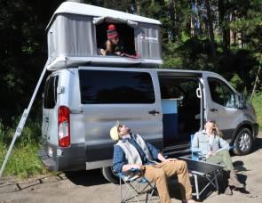 2016 Ford Transit Campervan