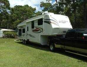 2011 Jayco Eagle 5th Wheel