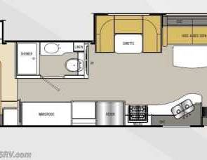 2015 Coachmen Mirada 35KB