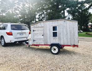 2014 New Wave 5x8 Teardrop Camper