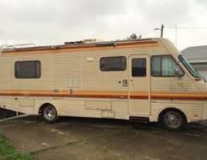 1983 Chevy transvan