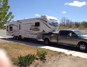 Keystone Montana 3725RL