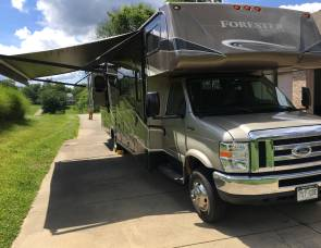 2014 Forest River Forester Model 3011DS