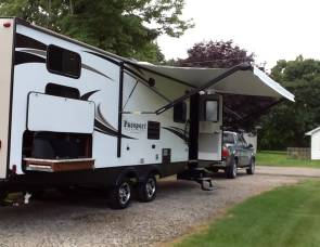 2017 keystone passport grand touring 2920bh