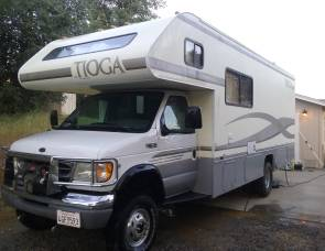 2000 4x4 Fleetwood Tioga 26 ft
