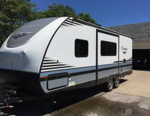 2017 Forest River Surveyor 245BHS