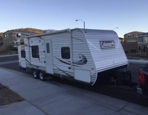 2013 Coleman 274BH Travel Trailer