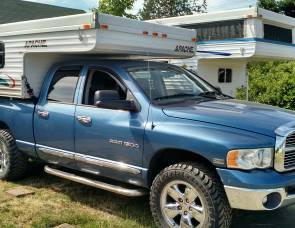 "2004 Truck Camper ""Everglades"" Fully outfitted!"