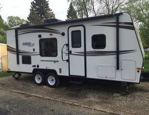 2016 Forest River Mini Lite with bunk house