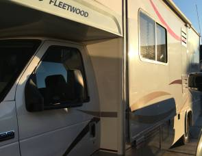 2008 Fleetwood Jamboree