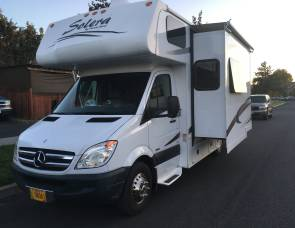2014 Forest River 24S on Mercedes Diesel
