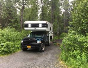 1997 Dodge 2500 Truck with S & S Camper