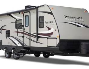 2016 Keystone Passport Grand Touring 2400BH