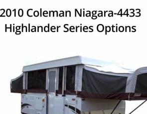 2010 Coleman Niagara