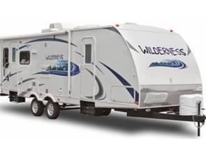 2017 Heartland wilderness 352bs