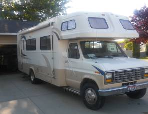 1988 FORD MOBILE TRAVLER