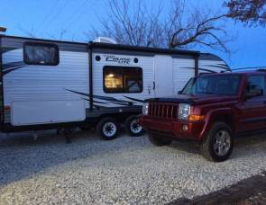 2016 Forest River Salem Lite 261 bh xl