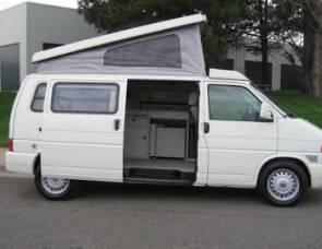 2000 VW Eurovan, Camper
