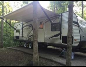 2014 Salem Travel Trailer 27DBUD