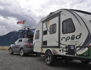 2014 Forest River R-Pod 178 Hood River Edition