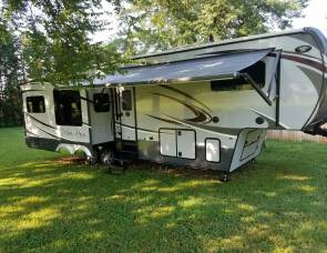 2015 Evergreen Bay Hill 320RS