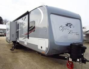 2015 Open Range Roemer
