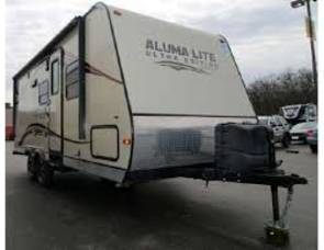 2013 Holiday Rambler Aluma-Lite Ultra 207S