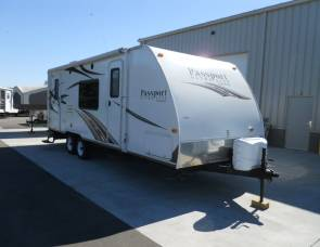 2014 Keystone Passport Ultralite