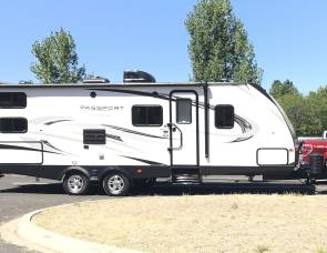 2018 Keystone Grand touring