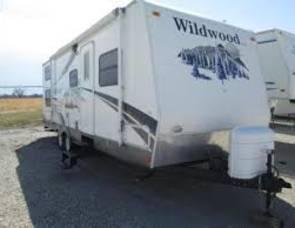 2006 Wildwood 27 bunkhouse