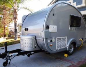 2014 T@B Q-Shape Teardrop Trailer