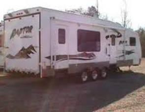 2007 Keystone Raptor 3018 TT