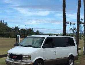 2000 GMC Safari Van - Kahului