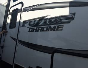 2014 Fusion  Toy hauler