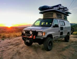 1999 Ford E350 Sportsmobile