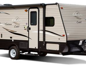 2011 Coachman Clipper pop-up