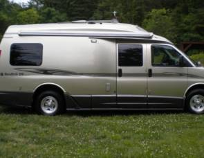 2008 Roadtrek Chevrolet 210 Popular