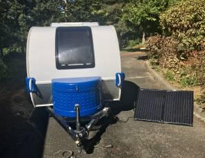 Pop up camper rental seattle