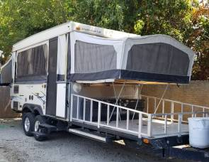 2008 Starcraft 36RT (Toy Hauler)