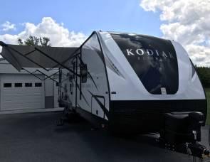 2017 Kodiak Ultimate 295TBHS
