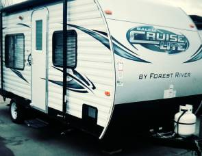 2016 Forest River cruise lite