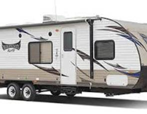 2014 Forest river Wildwood  281QBXL