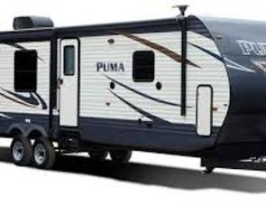 2017 Palomino Puma