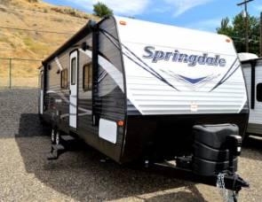 2017 Keystone  Springdale 282BH