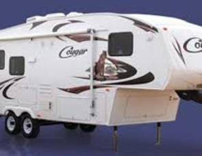 2006 Cougar 5th Wheel
