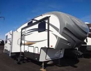 2007 Forest River 32QBH
