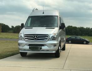 2018 Mercedes airstream EXT 3500 Lounge