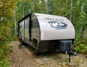 2014 Forest River Grey Wolf BH28