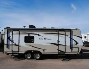 2017 Pacific Coach Travel Trailers Seabreeze alter light